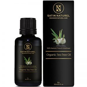30 ml de la plus haute qualité huile d'arbre d thé biologique de la marque SatinNaturel image 0 produit