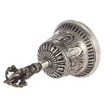 ammoon faits à la main bouddhiste tibétain Temple le chant de Bell avec Dorje vajra méditation bouddhiste Outil pratique (16CM) de la marque ammoon image 3 produit
