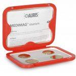 Coffret aimants Médimag Titanium diamètre 25 mm pour soulager douleurs ou gênes de la marque Medimag image 1 produit