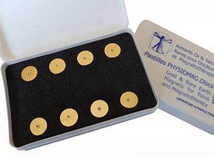 Coffret aimants thérapeutiques 12 mm Physiomag de la marque Physiomag image 0 produit