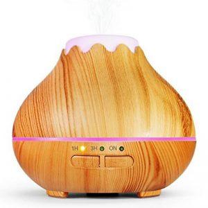 Diffuseur de Parfum 150ml, MaxTronic Humidificateur Aromathérapie Ultrasonique de la marque MaxTronic image 0 produit