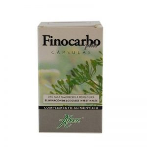 Finocarbo PLUS 500 MG 50 CAPS BOUTEILLE de la marque Aboca image 0 produit