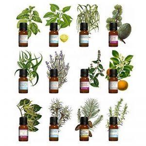 Kit aromathérapie - Lot de 12 huiles essentielles 10ml 100% pures et naturelles. Qualité France de la marque Néroliane image 0 produit