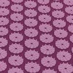 Kit d'acupression Fitem - Tapis d'Acupression + Coussin + Sac + Boule de Massage - Soulage douleurs Dos et Cou - Sciatique - Massage dos - Relaxation Musculaire - Acupuncture - Récupération post-sport (Violet-Fushia) de la marque Fitem image 5 produit