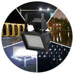 KKmoon 96 LEDS IR Illuminateur Lampes Infrarouges Tableau Vision Nocturne Extérieure étanche pour Caméra de Sécurité CCTV Noir de la marque KKmoon image 2 produit