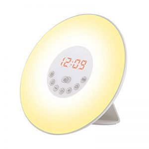 Lampe de chevet avec radio réveil pour 2020 faites le bon