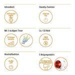 Lampe infra rouge : notre comparatif TOP 2 image 1 produit