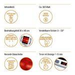 Lampes à infrarouge ; comment choisir les meilleurs en france TOP 3 image 1 produit
