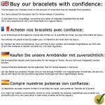 Le meilleur comparatif pour : Bracelet aimanté TOP 4 image 4 produit