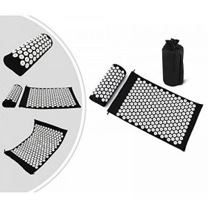 Leogreen - Kit d'Acupression avec Tapis et Coussin, Set de Massage de la marque Leogreen image 0 produit