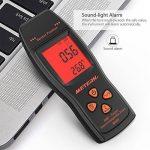 Meterk Détecteur de Rayonnement Electromagnétique EMF Meter Handheld Mini Digital LCD Détecteur EMF Electromagnétique Field Radiation Tester Dosimeter Tester Counter de la marque Meterk image 5 produit