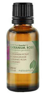 Naissance Huile Essentielle de Géranium Rosat 100% pure - 30ml de la marque Naissance image 0 produit