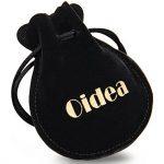 Oidea Nouveauté Bracelet Aimanté Homme Acier Inoxydable Incrustations de Fibre Carbone Noire Avec Sac Cadeau de la marque Oidea image 2 produit