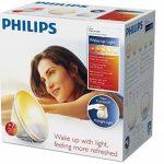 Philips Eveil Lumière - HF3531/01 - Radio réveil lumineux avec fonction veilleuse et guide de nuit et port USB de la marque Philips image 5 produit