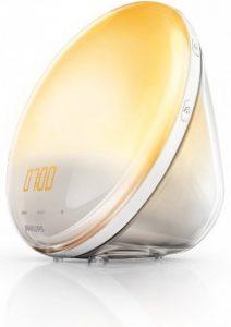 Philips - HF3520/01 - Eveil Lumière avec Lampe LED - Fonction Red Shift de la marque Philips image 0 produit