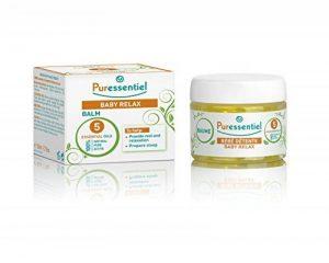 Puressentiel–Baume pour bébé Repos et Relax 50ml de la marque Puressentiel image 0 produit