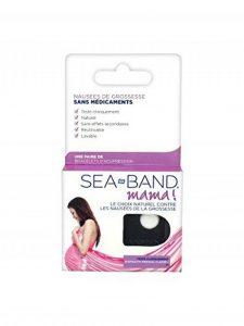 Sea Band Mama Paire de Bracelets d'Acupression - Noir de la marque Sea-Band image 0 produit