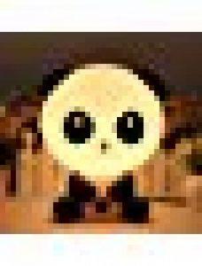 Signstek Lampe Enfant, Lampe chevet, Lampe Table, Lampe Nuit, Lampe Réveil ,En Forme de panda de la marque Signstek image 0 produit