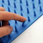 Sissel Tapis de Massage Acupressur Mat mixte adulte Bleu Taille Unique de la marque Sissel image 3 produit