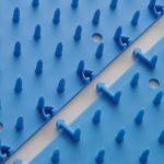 Sissel Tapis de Massage Acupressur Mat mixte adulte Bleu Taille Unique de la marque Sissel image 4 produit