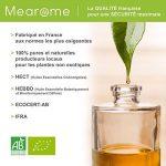 TEA TREE (Arbre à thé) – Huile Essentielle Bio 30 ml – Huile Essentielle chémotypée HEBBD Bio 100% Pure et Naturelle de FABRICATION FRANCAISE de la marque Mearome image 4 produit