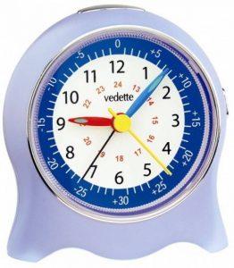 Vedette - VR10002 - Réveil Junior - Quartz Analogique - Sonnerie Progressive - Lumière - Alarme Répétition de la marque Vedette image 0 produit